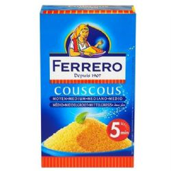 Couscous 500g | Medium Grain | Ferrero | Buy Online | UK